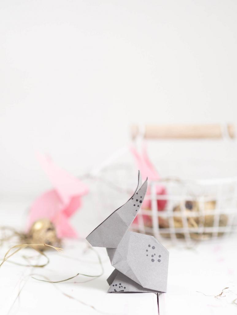 origami-osterhase