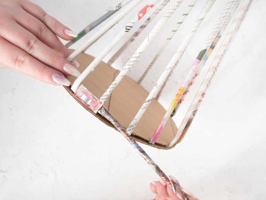 upcycling-korb-altpapier-diy