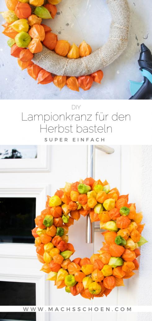 Lampionkranz-herbst-basteln-tuerkranz-