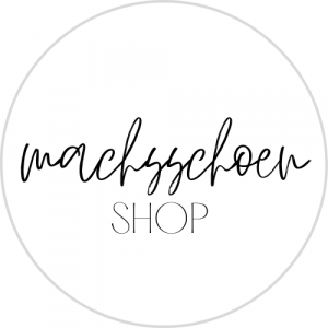 Logo zum Machsschoen Onlineshop- diy blog