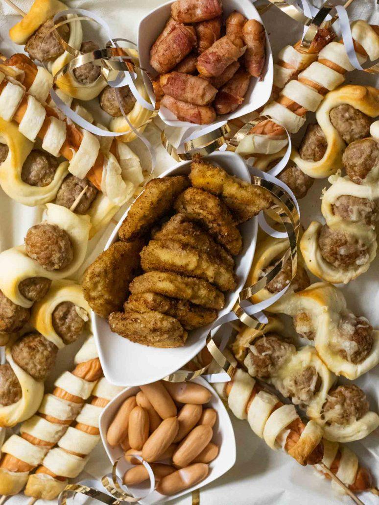Nichts geht über leckeres Fingerfood zu einer Party. Ganz egal ob Geburtstag, Silvester oder Einweihungsparty. Leckeres herzhaftes Fingerfood ist schnell zubereitet und schmeckt köstlich