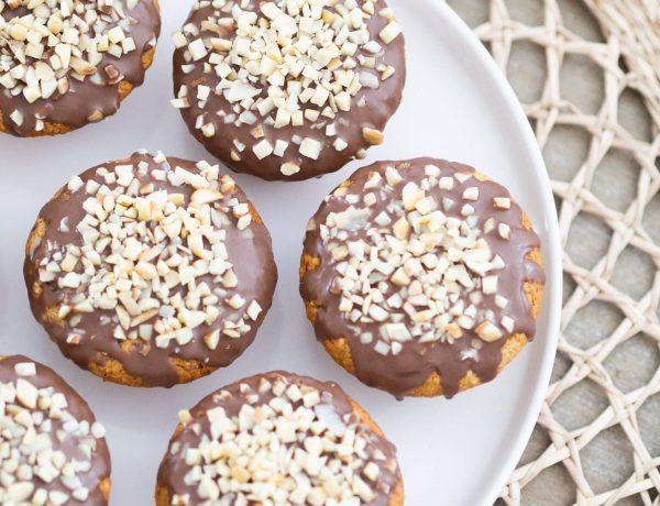 Rezept Nuss Muffins
