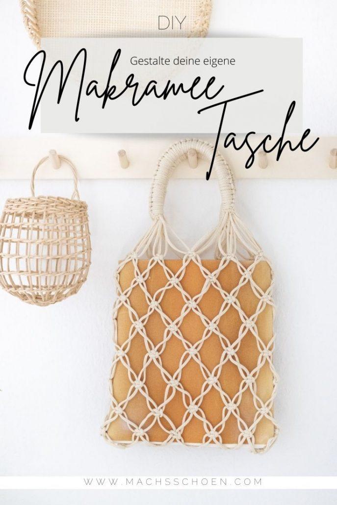 Makramee Tasche